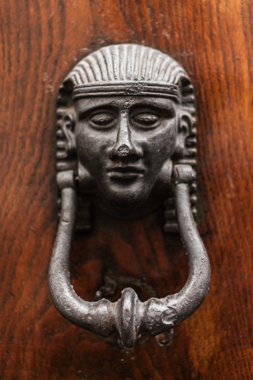 Italian Door Knocker, Joel Bedford Photography