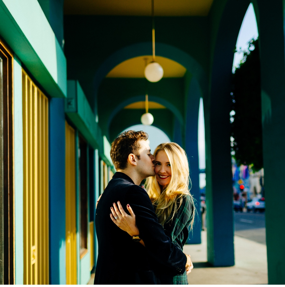 Venice Beach Engagement Photography by Joel Bedford