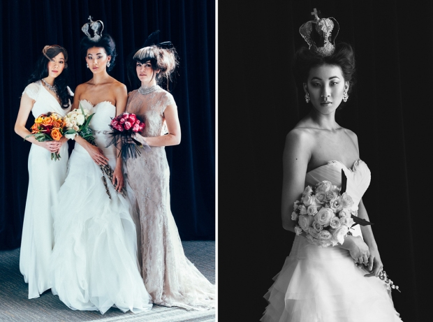 Ottawa Bridal Party 2014; Joel Bedford Photography; Showpony Hair Design; Flowers Talk Florals;