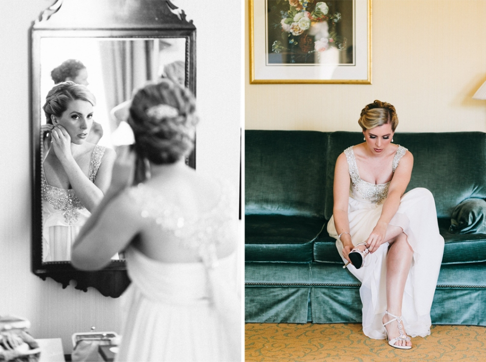 Joel Bedfor d Photography; Art Gallery of Canada Wedding; Pink and Coral Summer Vintage Wedding;