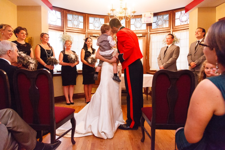 Ottawa Army Officers Wedding by Joel Bedford Photography; Rivini Gown; Elegant Fall Wedding;
