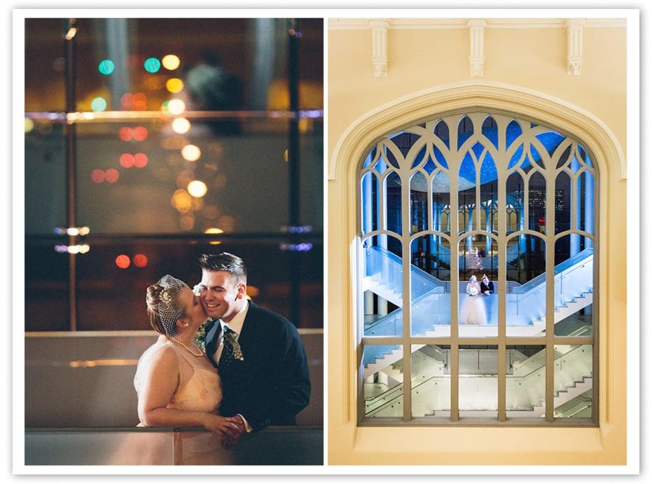Museum of Nature Wedding; Joel Bedford Photography;