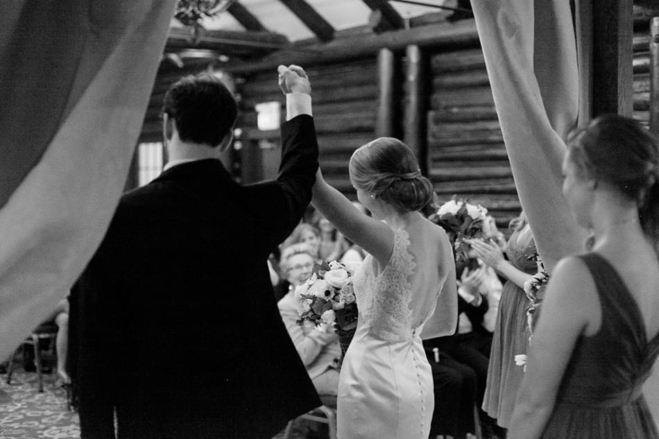Photography: Joel Bedford - www.joelandjustyna.com Winter Montebello Wedding;