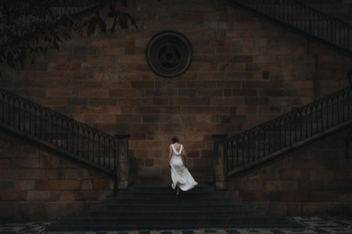 Prague Wedding Photography; Destination Wedding; Joel Bedford Photography; Monique Lhuillier Gown;