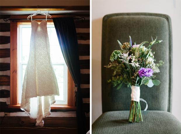 Joel Bedford Photography; Petals & Paint Floral; McCaffrey Couture Lace wedding gown;