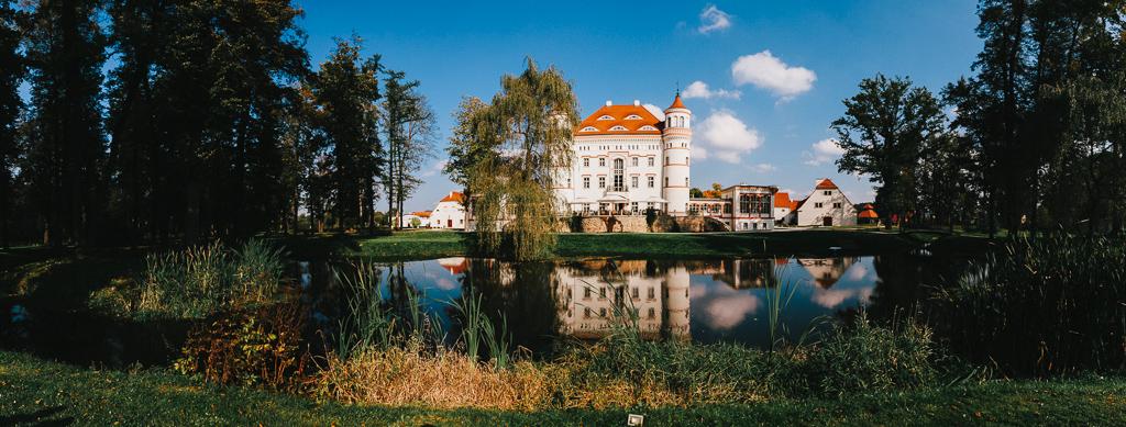 Joel Bedford Photography; Poland Castle Wedding;