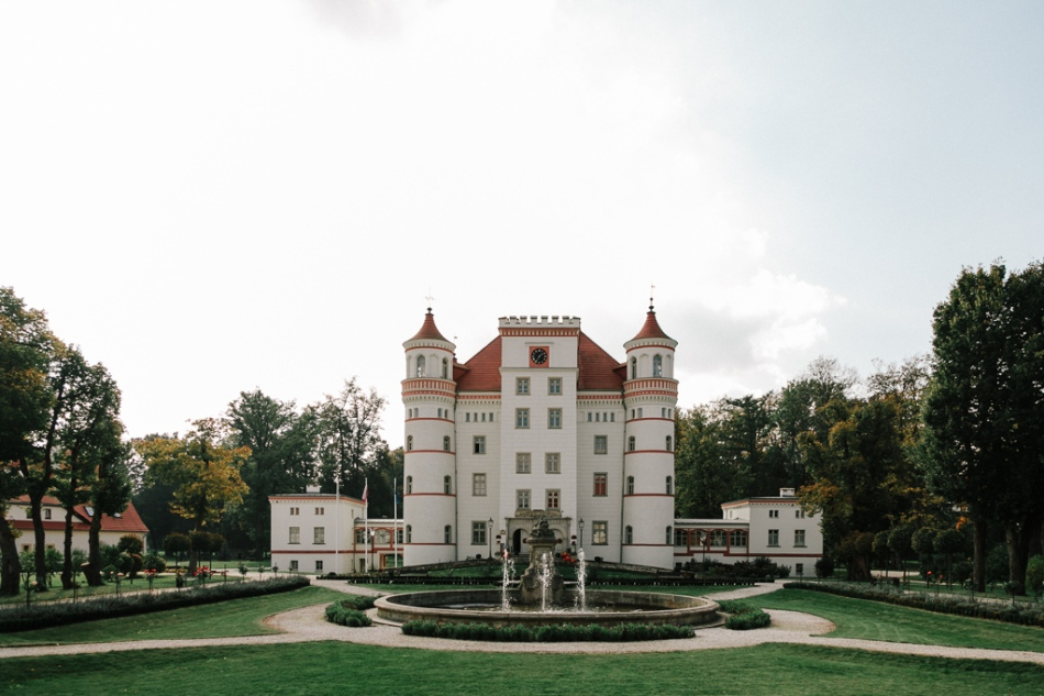 Joel Bedford Photography; Poland Castle Wedding;
