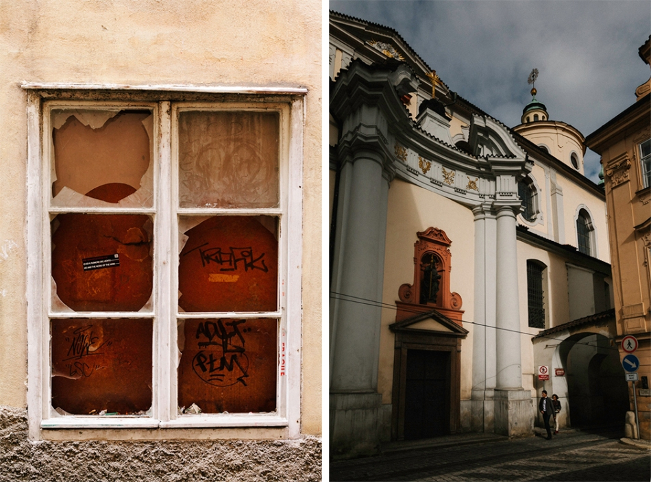 Joel Bedford Photography; Prague Travel Diary;