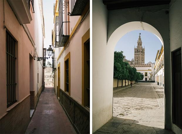 Joel Bedford Photography; Seville Destination Wedding;