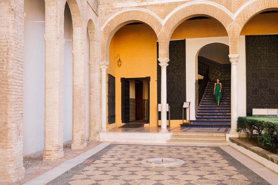 Joel Bedford Photography; Seville Destination Wedding;
