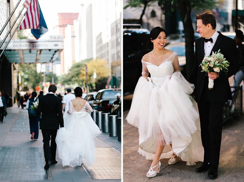 Joel Bedford Photography; New York City Locanda Verde Wedding;
