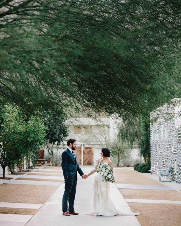 Joel Bedford Photography - Ace Hotel Palm Springs Wedding
