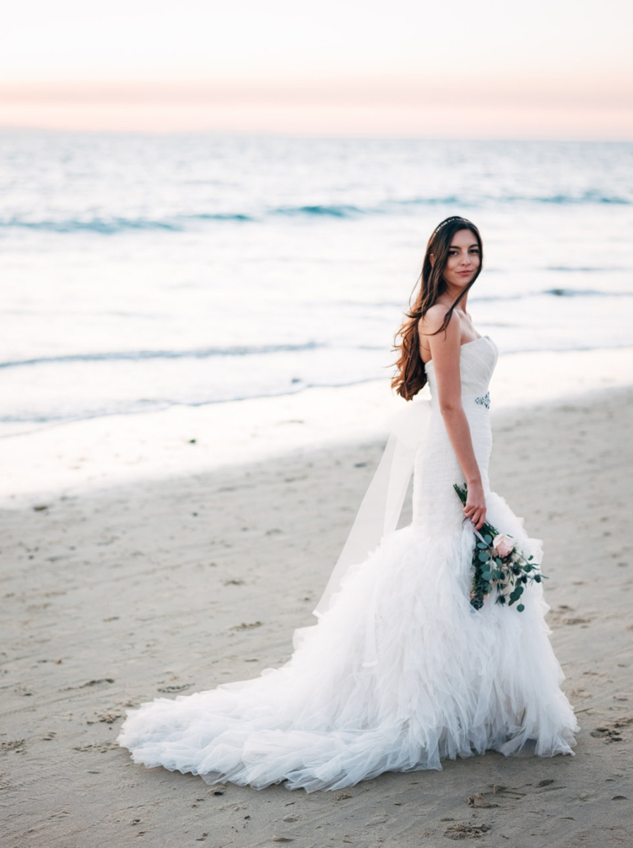 Joel Bedford Photography; Crystal Cove Beachcomber Wedding; Newport Beach California;