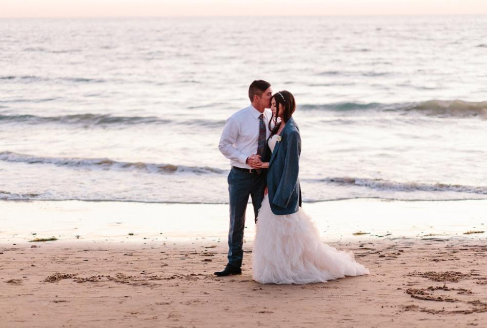 Joel Bedford Photography; Crystal Cove Beachcomber Wedding; Newport Beach California;