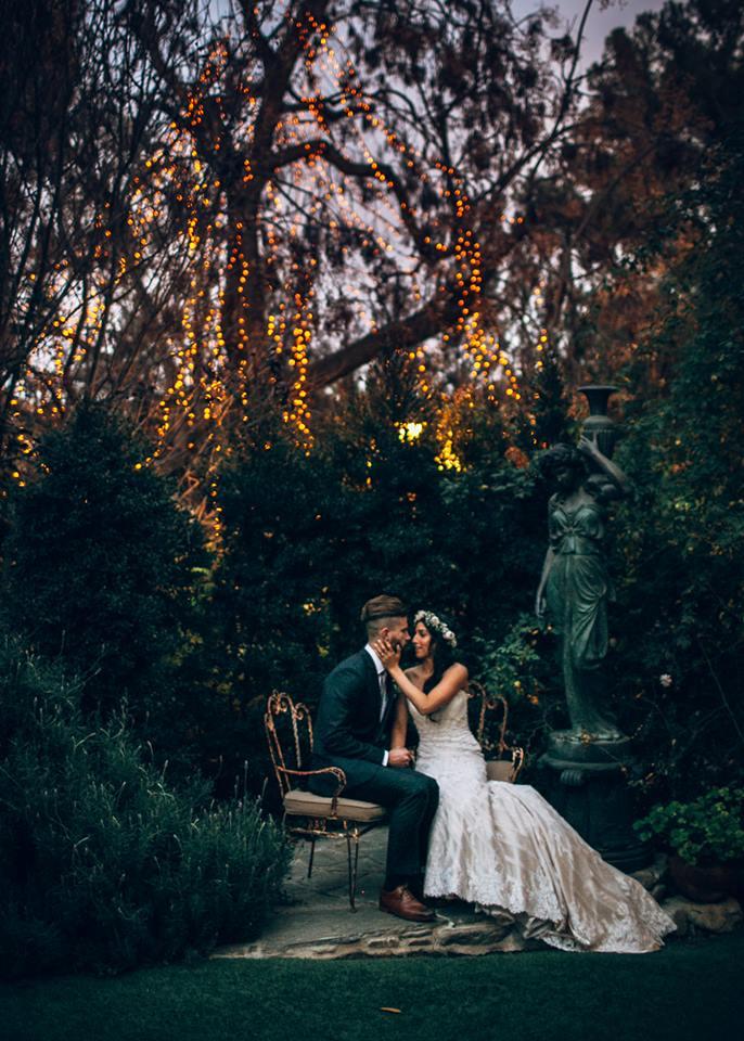 Joel Bedford Photography; Twin Oaks Garden Estate Wedding; San Marcos California
