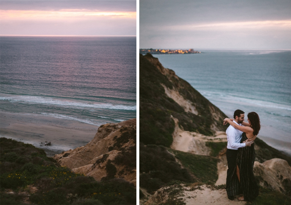 Joel Bedford Photography; La Jolla Engagement Session;
