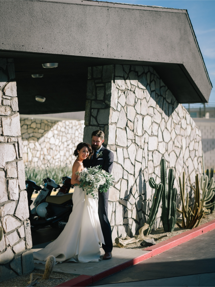 Joel Bedford Photography; Ace Hotel Palm Springs Wedding;