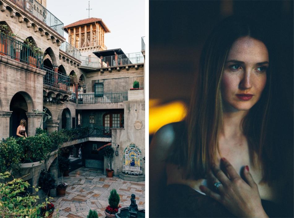 Joel Bedford Photography; Riverside Mission Inn Portrait Session;