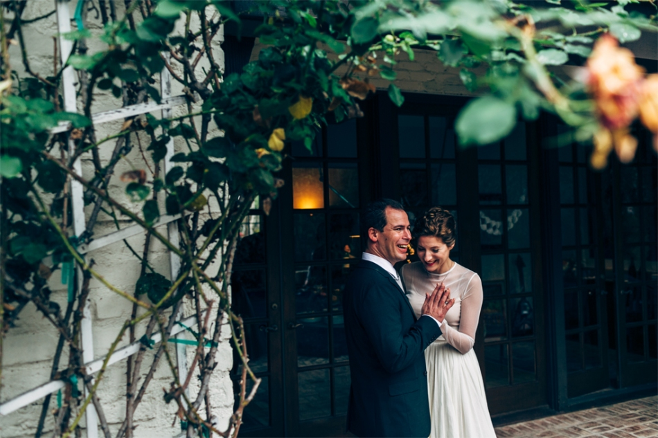 Joel Bedford Photography; Intimate Backyard Wedding, Santa Monica, California;