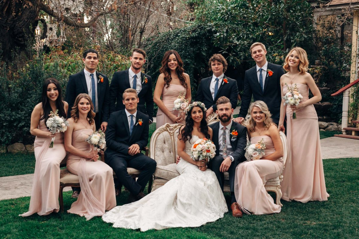 Joel Bedford Photography; San Marcos Wedding California;