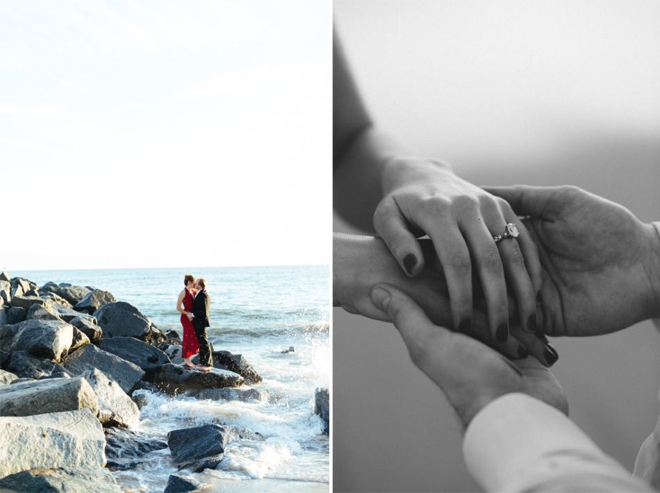 Joel Bedford Photography; Malibu Engagement Session;